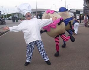 Chef & 2 Eggs - Cardiff copy